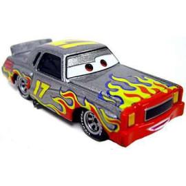 Xe đồ chơi mô hình Tomica Disney Pixar Cars C-49 Darrell Cartrip (Không hộp)