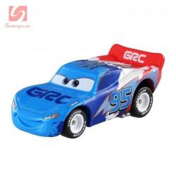 Xe ô tô mô hình Disney Cars Lighting McQueen GRC