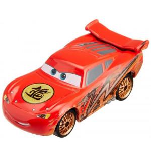Xe ô tô mô hình Disney Cars Lighting McQueen - Đỏ