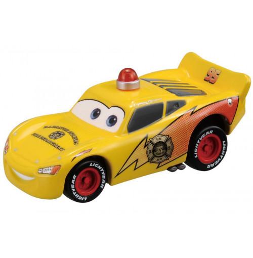 Xe ô tô mô hình Disney Pixar Cars Lighting McQueen Fire Department