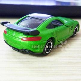 Mô hình xe Tomica Diecast Model Car Mercedes AMG GT R No.7
