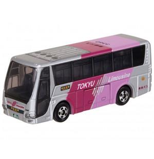 Xe bus mô hình Tomica Mitsubishi Tokyu Bus Airport Limousine