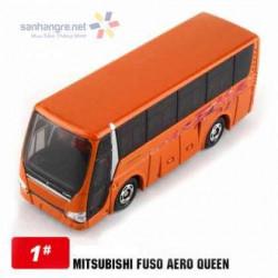 Xe bus mô hình Tomica Mitsubishi Fuso Aero Queen