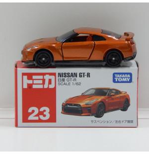 Xe ô tô mô hình Tomica Nissan GT-R - tỷ lệ 1/62 (Box)