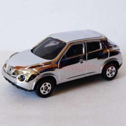Xe ô tô mô hình Tomica Nissan Juke Silver plating (tỷ lệ 1/64)