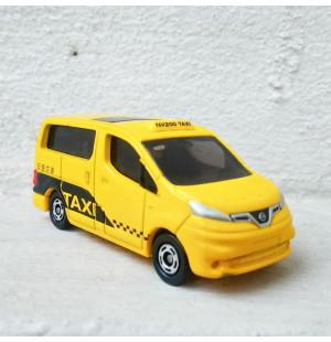 Xe mô hình ô tô Tomica Nissan NV200 Taxi