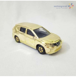 Xe 7 chỗ mô hình Tomica Nissan X-Trail Gold