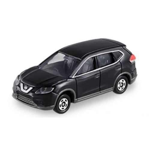 Xe 7 chỗ mô hình Tomica Nissan X-Trail Black