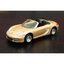 Siêu xe ô tô mô hình Tomica Porsche Boxster - màu Gold (Không hộp)
