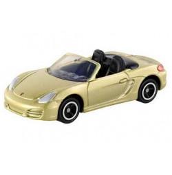 Siêu xe ô tô mô hình Tomica Porsche Boxster - màu Gold
