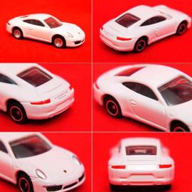 Siêu xe ô tô mô hình Tomica Porsche 911 Carrera (Không hộp)