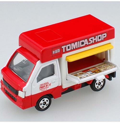 Xe tải mô hình bán hàng Tomica Subaru Sambar Truck