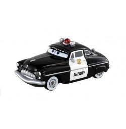 Xe ô tô mô hình cảnh sát Disney Pixar Cars C-09 Sheriff