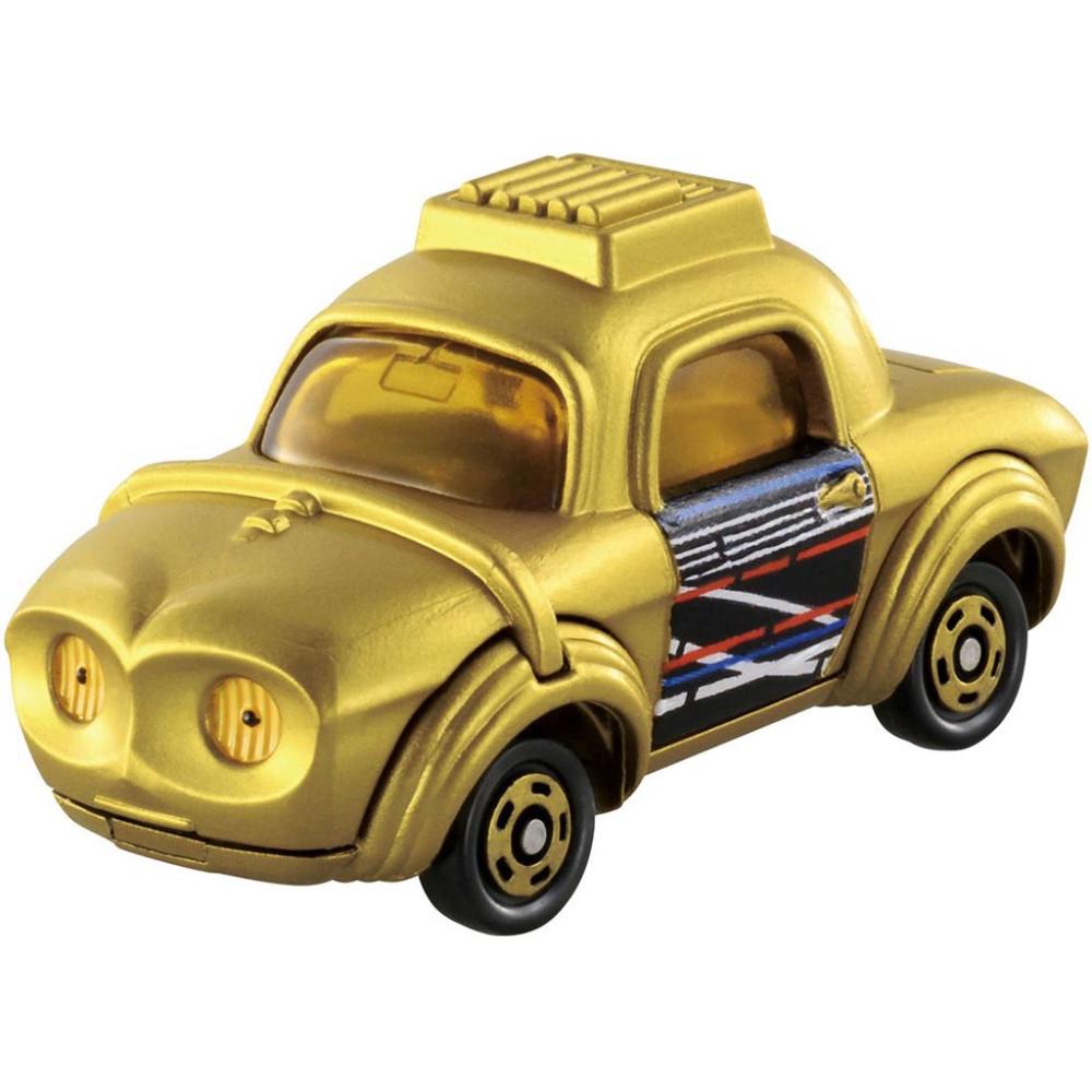 Xe tải mô hình Tomica Star Wars C-3PO SC-04 (No Box)