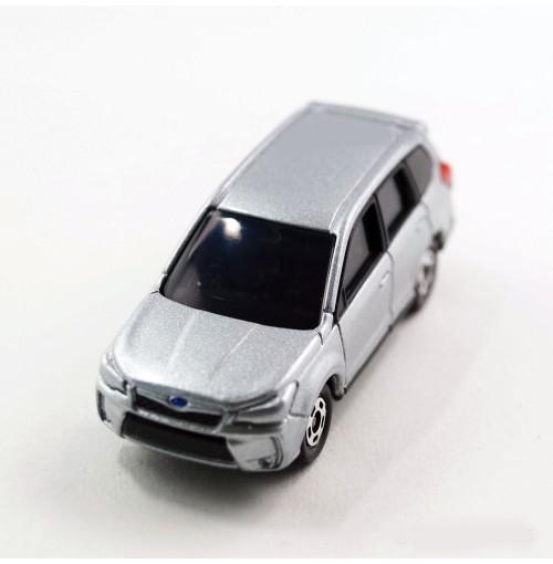 Xe ô tô mô hình Tomica Subaru Forester  - Bạc ( tỷ lệ 1/65 )