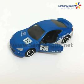 Xe ô tô mô hình Tomica Tochigi Subaru 75 tỷ lệ 1/60 (Không hộp)