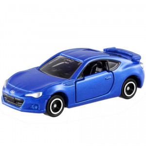 Xe ô tô mô hình Tomica Subaru Brz 120