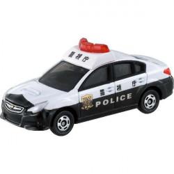 Xe mô hình cảnh sát Tomica Subaru Legacy