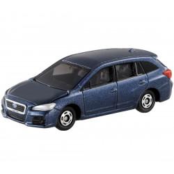 Xe ô tô mô hình Tomica Subaru Impreza Sport - Xanh than
