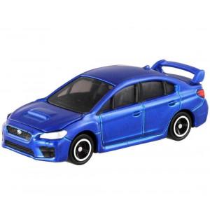 Xe ô tô mô hình Tomica Subaru Wrx Sti No 112 - Xanh (tỷ lệ 1:62)