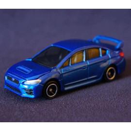 Xe ô tô mô hình Tomica Subaru Wrx Sti No 112 - Xanh (tỷ lệ 1:62) (Không hộp)
