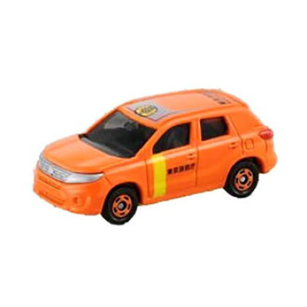 Xe ô tô mô hình Tomica Suzuki Escudo màu cam