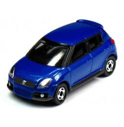 Xe ô tô mô hình Tomica Suzuki Swift tỷ lệ 1/64 - Xanh