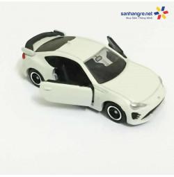 Xe ô tô mô hình Tomica Toyota 86 tỷ lệ 1/60 - Trắng