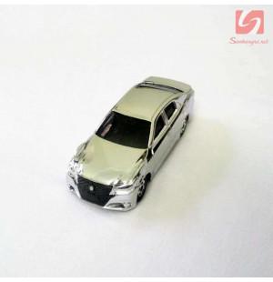 Xe ô tô mô hình Tomica Toyota Crown Athlete 2013 Silver
