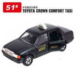 Xe mô hình Tomica Toyota Crown Comfort Taxi (No Box)