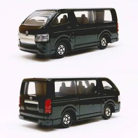 Xe ô tô mô hình Tomica Toyota Hiace No.113 (No box)