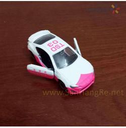 Xe ô tô mô hình Tomica Toyota Homé Pato TSD03