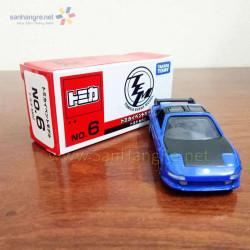 Xe ô tô mô hình Tomica Toyota MR2 tỷ lệ 1/59 (Box)