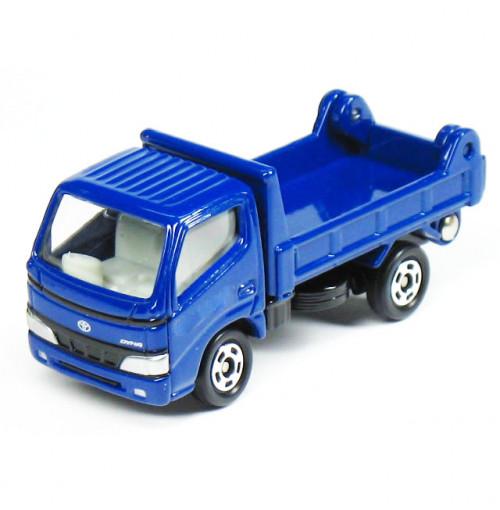 Xe ô tô tải mô hình Tomica Toyota Dyna MT Blue