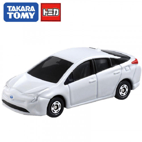 Xe ô tô mô hình Tomica Toyota Prius tỷ lệ 1/65 (No Box)