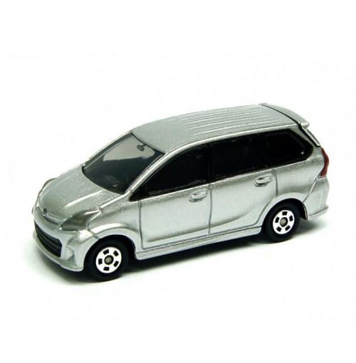 Xe ô tô mô hình Tomica Toyota Avanza Veloz - Bạc ( tỷ lệ 1/60 )