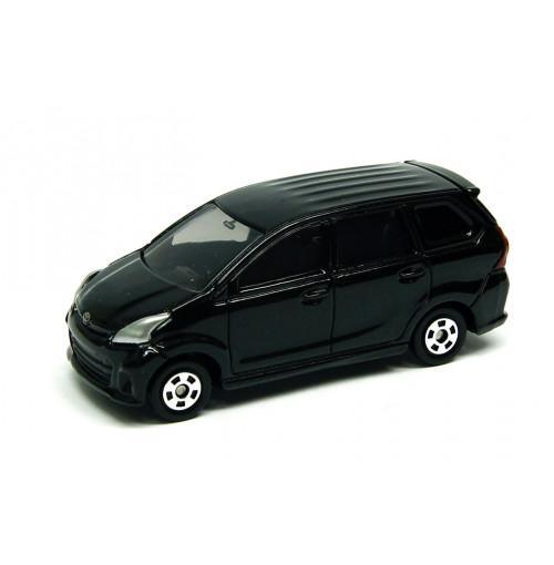 Xe ô tô mô hình Tomica Toyota Avanza Veloz - Đen ( tỷ lệ 1/60 )
