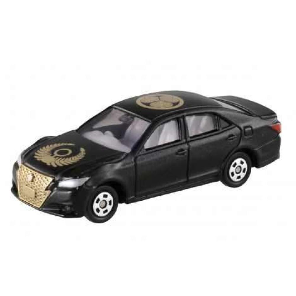 Xe ô tô mô hình Tomica Toyota Crown Athlete 2013 Black (Không hộp)