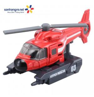 Mô hình trực thăng cứu hộ Tomica Hyper Rescue HR03