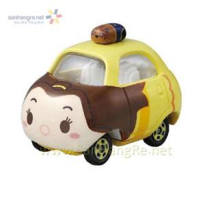 Xe mô hình Tomica Disney Tsum Top Belle