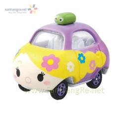 Xe mô hình Tomica Disney Tsum Top Rapunzel