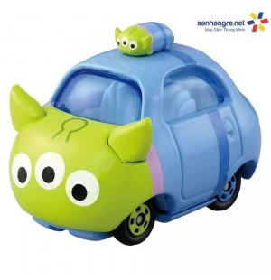 Xe mô hình Tomica Disney Tsum Top Ailen (Hàng thanh lý)