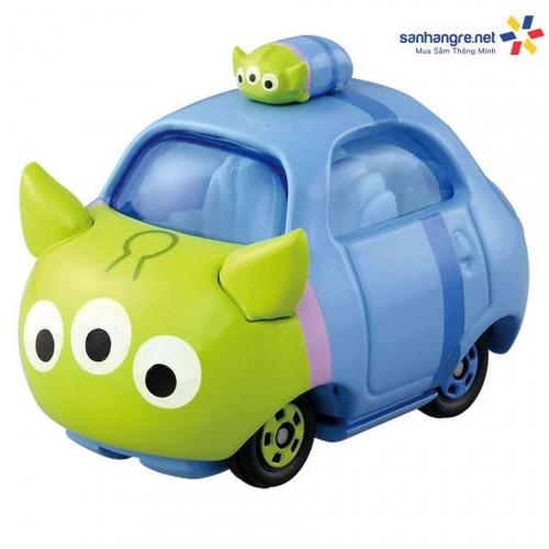 Xe mô hình Tomica Disney Tsum Top Ailen