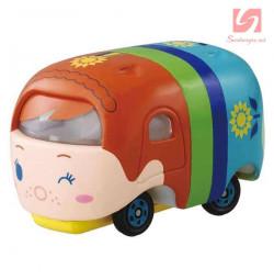 Xe ô tô đồ chơi Nhật Bản Disney Tsum Tsum Anna
