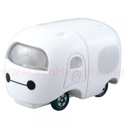 Xe ô tô đồ chơi Nhật Bản Disney Tsum Tsum Baymax