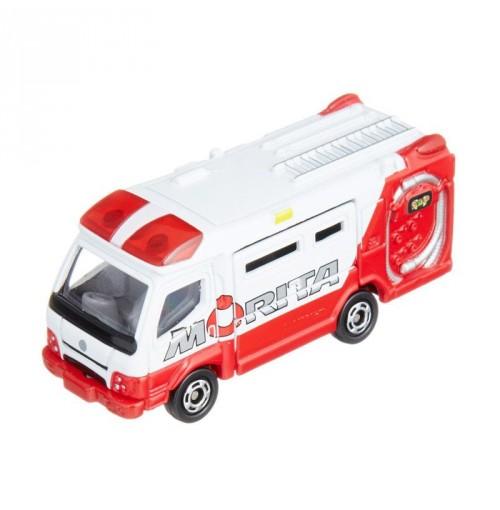 Xe cứu hỏa mô hình Tomica Morita Fire Ambulance