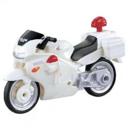 Xe motor cảnh sát Tomica Honda VFR 4 tỷ lệ 1/32 (Box)