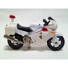 Xe motor cảnh sát Tomica Honda VFR 4 tỷ lệ 1/32 (Không hộp)