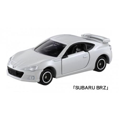 Xe ô tô mô hình Tomica Subaru Brz White