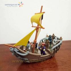 Bộ đồ chơi Disney Thuyền và 6 Cướp biển Caribe